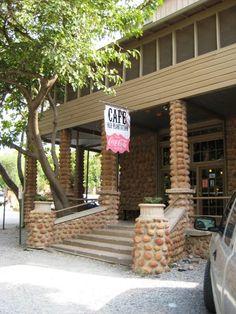 Favorite Places - Old Plantation Cafe in Medicine Park, Oklahoma