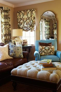Image detail for -Family Room - Family Room Interior Design Idea Photo - Eclectic ...