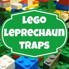 Leprechaun Traps Using Lego!