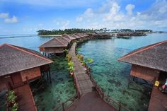 Mabul Island, Sabah, Malaysia