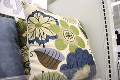 Flower Pillow (available only in stores) Click image to see weekly ad    #MeijerDormDecor #DormDecor
