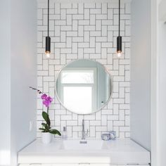 Who says subway tile