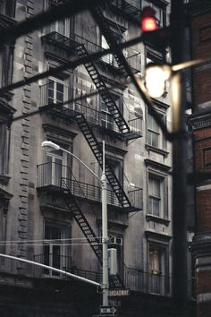 Those NYC nooks and alleys.
