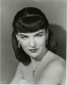 Ella Raines, 1940s (1920-88).  Hollywood actress of the 40's and TV actress in early 50's.