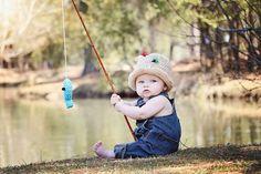 FLY FISHING Bucket Hat CROCHET Fisherman Hat with Fish Boy or Girl, SiZES Preemie Newborn Infant Toddler on Etsy, $19.99