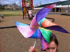 Beautiful Pinwheel pattern and instructions!