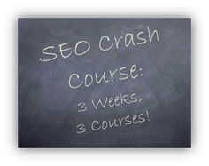 Free SEO Crash Course from Hubspot