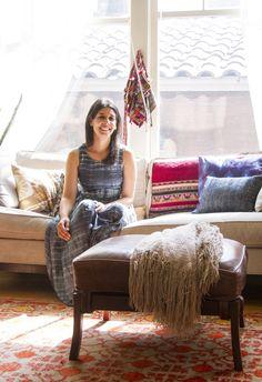 Rena's Global Eclectic San Francisco Apartment -- House Tour
