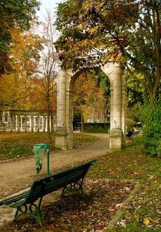 Parc Monceau, Paris VIII