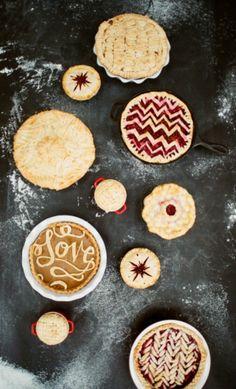 Pie Decorations & recipes