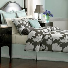 Bedding we already have for guest room.