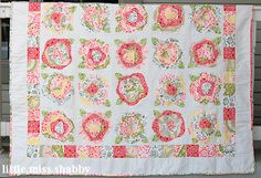 french roses quilt french rose quilt pattern, little girls, secret gardens, heart, baby quilts, quilt patterns, appliques, appliqu quilt, flowers