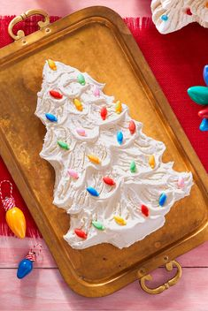 Retro Christmas Tree Cake Recipe