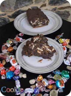 Κορμός σοκολάτας   Cookle IT