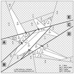 airplane quilt, paper pieced plane pattern, paperpiec pattern, airplanes, airplan quilt, foundat piec, papers, paper panache, airplane quilt, paper piecing patterns