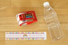 {How-to} Make Custom Water Bottle Labels.  Great idea for the reunion.  Fairly cheap and easy to do.