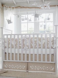 15 Cool Cribs for Every Style : Rooms : Home & Garden Television