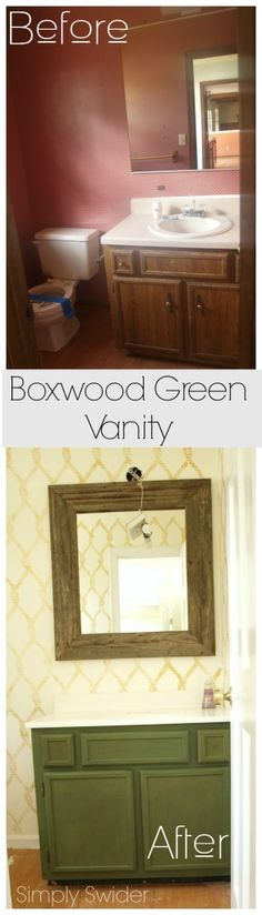 Boxwood is my absolu...