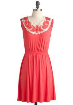 A perfect summer work dress.