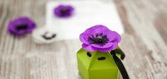 anemon din, paper bag, tutorials, tissue paper flowers, diy inspir, anemones