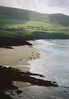 Dingle, Ireland//