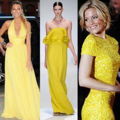 Yellow Glam