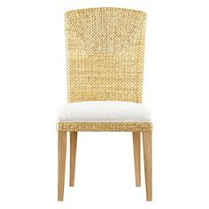 Have to have it. Stanley Coastal Living Resort Water's Edge Woven Side Chair Sea Oat 062-61-63 $529.00