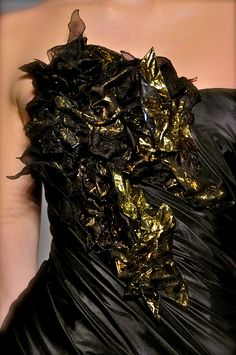 Christophe Josse Couture F/W 2011