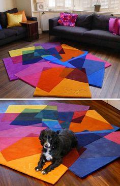 Fun carpet