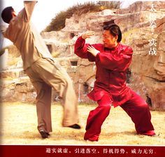 Grandmaster Chen Xiaowang
