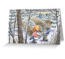 Yes! Christmas Cards by Thomas Yezerski | Redbubble