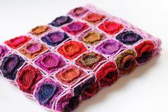 Primrose blanket free pattern on Haakmaarraak.nl!