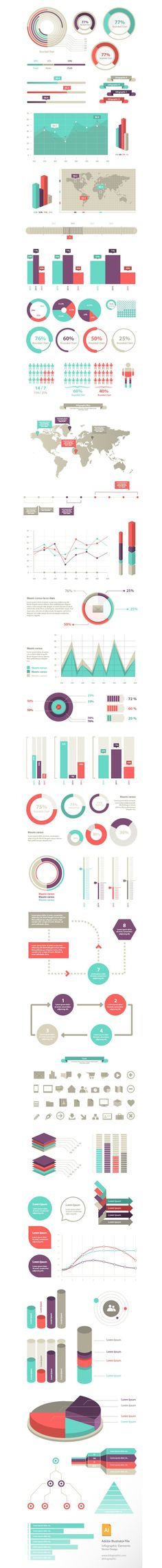 omahpsdcom infograph, infograph element, ai free, free 100, element ai