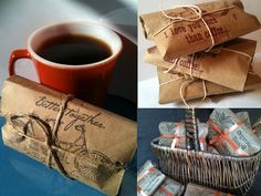 coffee favors