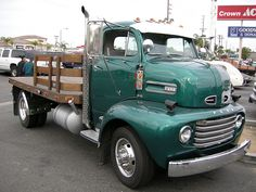 Ford 1948-1950 F-6 COE truck