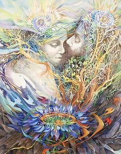 WOW #visionaryart #art #beautiful #visual #trippy #psychedelic