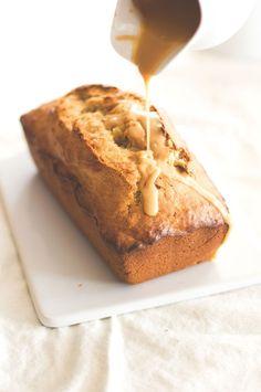 ... peanut butter banana bread ...
