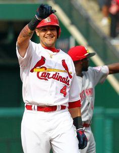 Yadier Molina St Louis Cardinals