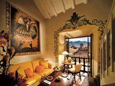 Gold List 2013: Platinum Circle Hotels, Resorts and Cruise Lines - Hotel Monasterio - Cusco, Perú | Condé Nast Traveler - June 2013