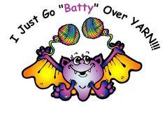 Batty over YARN!