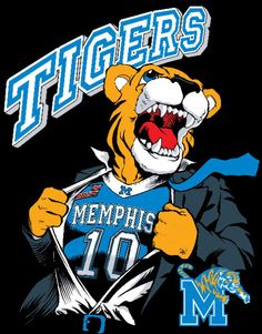 the memphis tigers