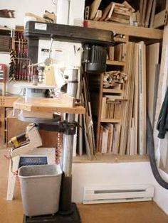 #scrap lumber storage