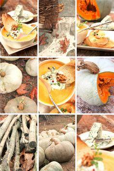 soups, pumpkin soup, pumpkins, greek recip, rustic pumpkin