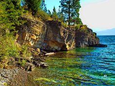 flathead lake-montana