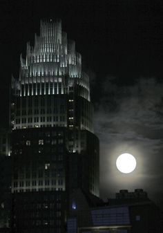 Super Photos Of The Supermoon