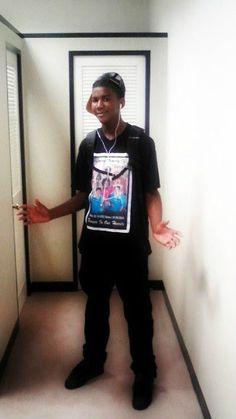 Trayvon Martin.