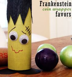 25 Halloween Party Crafts For Kids