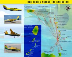SVG Air brochure page