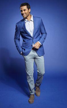 summer blazer men, outfits summer men, summer outfit, blue blazer outfit men, outfit ideas for men, summer blazer outfit men, blue menswear, engagement outfits, blue blazer men