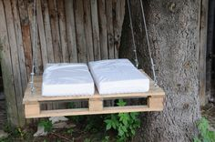 DIY design project - turned a pallet into a tree bed #addictlab #Urban Green research http://addictlab.com/home/works/work/10101-pallet%20tree%20bed